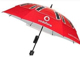 Guarda-chuva ainda está em fase de testes