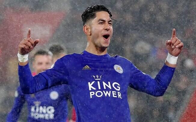 Leicester faz 9 a 0 sobre o Southampton
