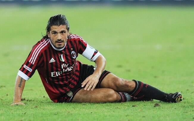 Gennaro Gattuso, do Milan