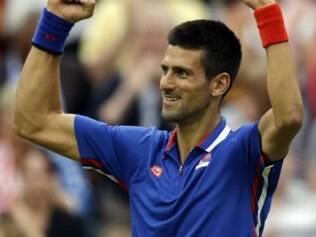 O tenista da Sérvia atualmente é o segundo no raking ATP