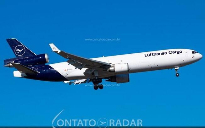 Lufthansa Cargo anuncia planos para 35 voos semanais entre Europa e Ásia