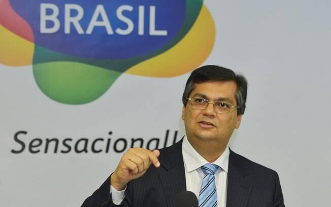 Flávio Dino (PCdoB), governador do Maranhão
