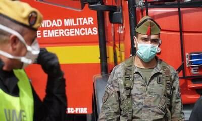 Número de mortes na Espanha é o menor dos últimos 10 dias