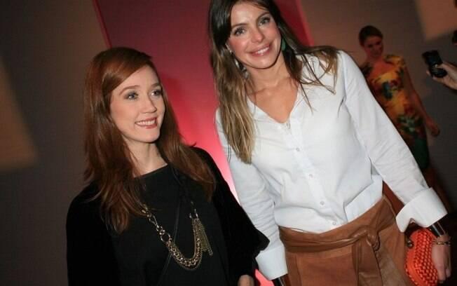 Camila Morgado e Daniella Cicarelli