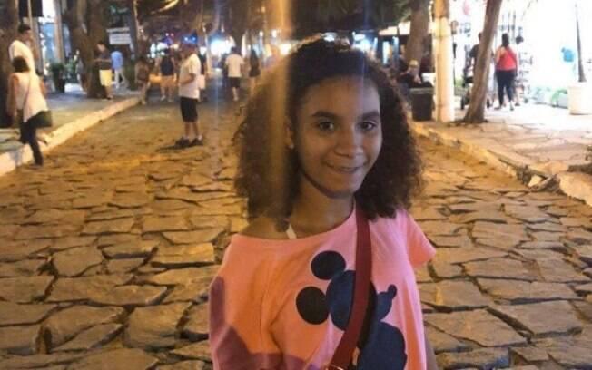 Letícia de Paula desapareceu na tarde desta quinta-feira em Cabo Frio, no Rio de Janeiro