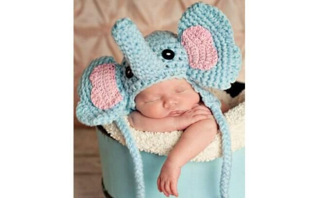 60 modelos de toucas para bebês e crianças - Filhos - iG 63791090055