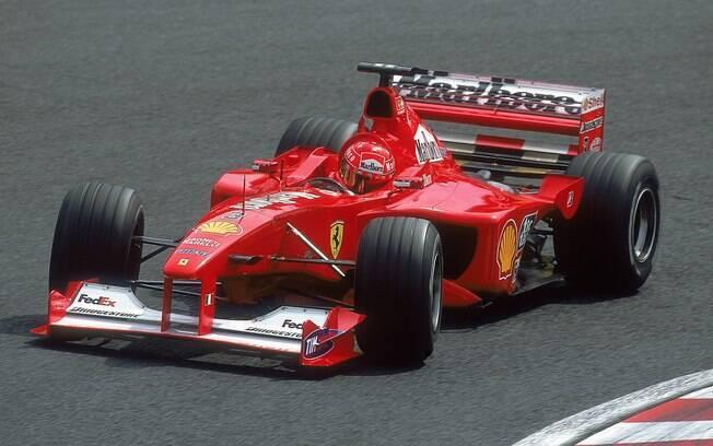 30a6f0061c Confira em fotos a evolução dos carros da Ferrari na Fórmula 1 - F1 - iG