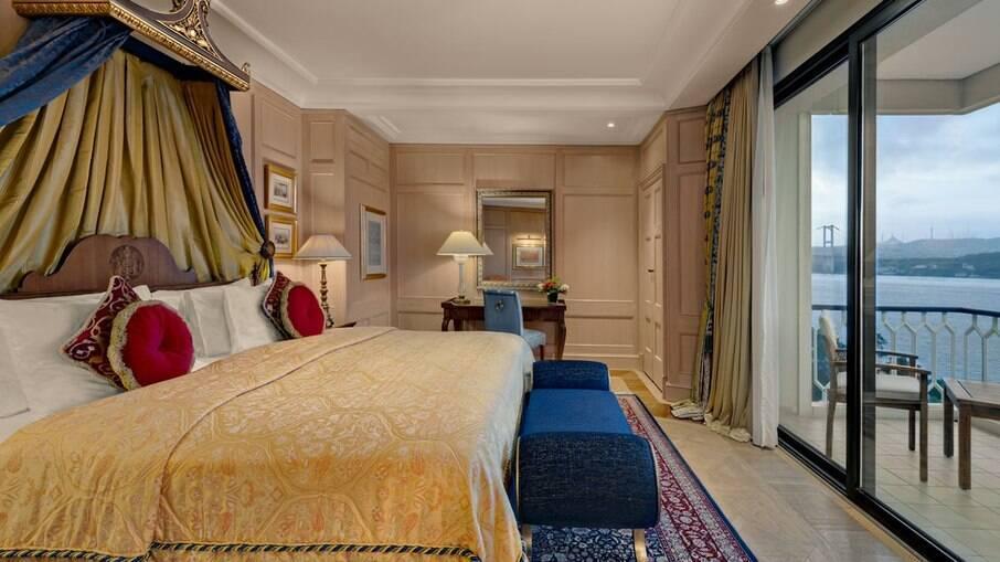 Suíde de Hotel na Turquia