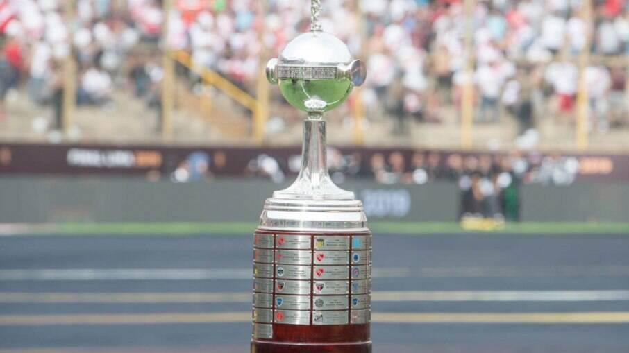 Conmebol define data do sorteio da fase de grupos da Libertadores