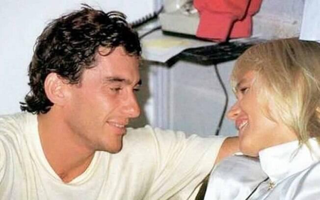 Xuxa conta intimidades com Ayrton Senna em livro: 'Um Ano-Novo durou dois dias, sem sairmos do quarto'