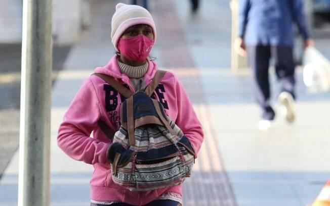 Campinas registra menor temperatura do ano pelo 2º dia seguido