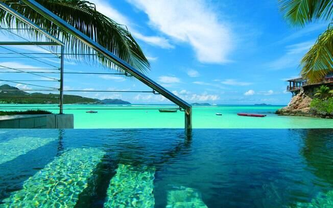 As piscinas mais incr veis em hot is lazer e prazer ig for Piscina vilassar de mar