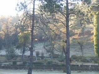 Inverno continua intenso em Monte Verde