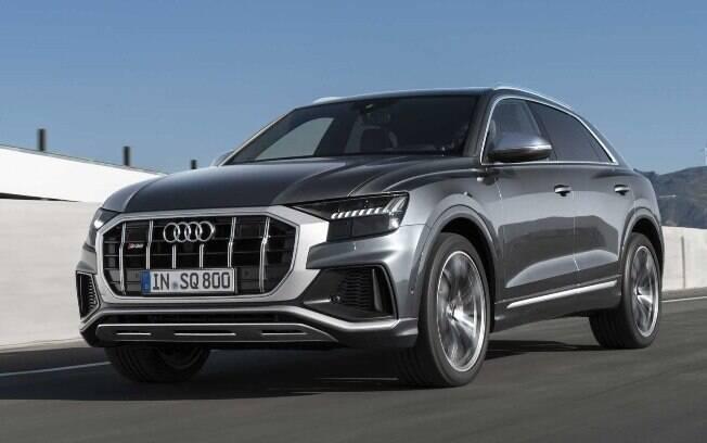 Audi SQ8 será o SUV mais veloz da marca, mas não deixará de lado os atributos luxuosos