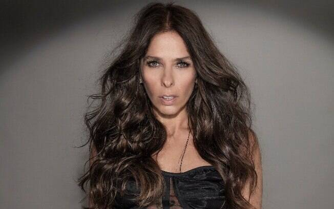 Prestes a estrear nas novelas da Globo, Adriane Galisteu relembra ensaio para a Revista Playboy