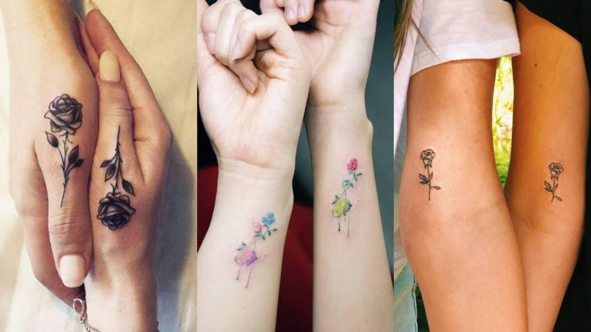 10 Ideias De Tatuagem Do Pinterest Para Fazer Junto Com As