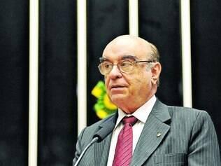 Proposta. Bonifácio Andrada é autor do projeto que muda o esquema de contabilidade de votos