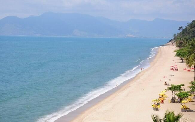 Litoral norte de São Paulo é destino ideal para curtir belas praias