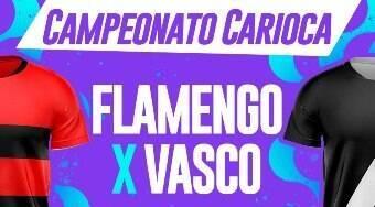 Flamengo x Vasco: os times para o clássico dos milhões