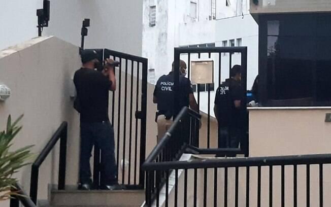 Operação da polícia na Bahia