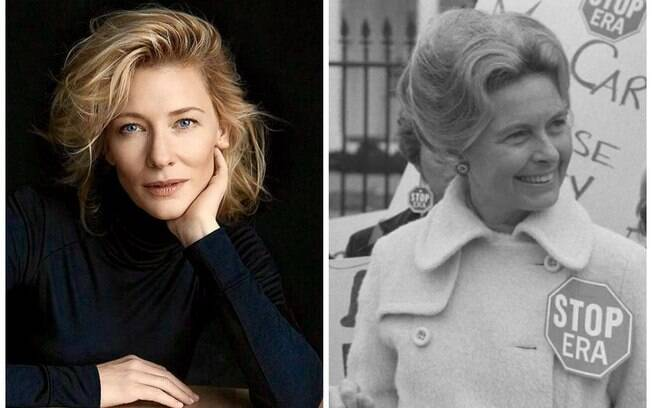 Cate Blanchett vai interpretar a advogada anti-feminista Phyllis Schlafly, em minissérie da FX