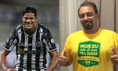 Hulk, atacante do Galo, já pediu demissão de Alê Oliveira