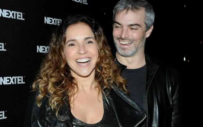 Daniela Mercury e Marco Scabia: aumentando a família
