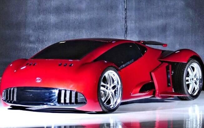 Lexus 2054 é a interpretação da marca sobre o que um carro será daqui três décadas entre os protótipos