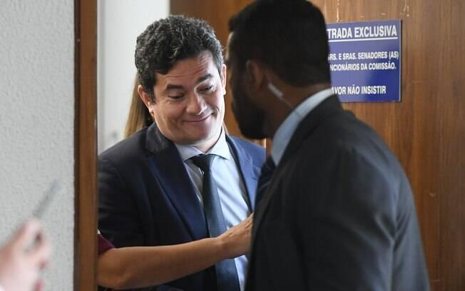 Sergio Moro  se demitiu do Ministério da Justiça na última sexta-feira (24)