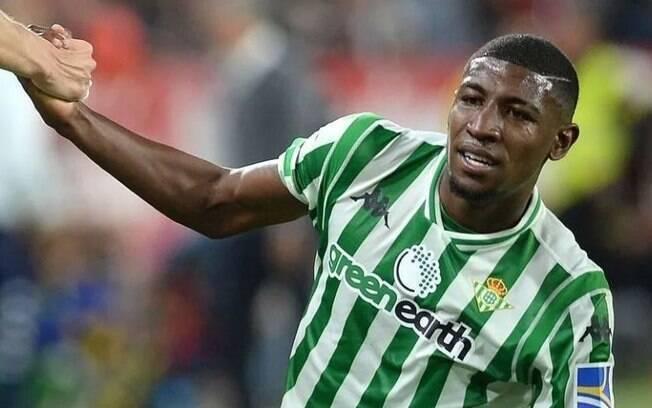 Emerson, lateral do Betis, foi chamado para seleção brasileira