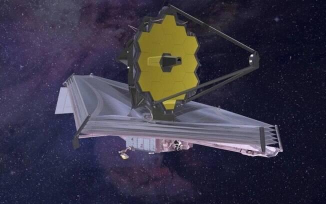 Telescópio Espacial James Webb sofrerá ajustes; equipe da Nasa estima integrar elementos óticos e painel do aparelho