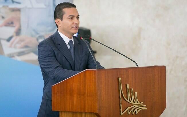 Marcos Pereira é o vice-presidente de Rodrigo Maia na Câmara dos Deputados