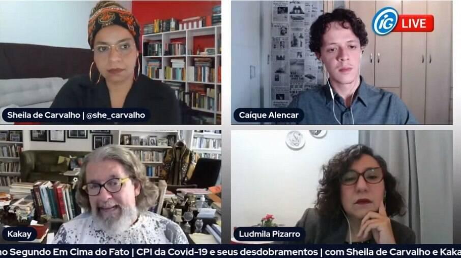 Advogados Kakay e Sheila de Carvalho veem que CPI tem como objetivo desviar atenção