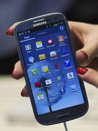 Galaxy S III é aparelho mais poderoso da Samsung