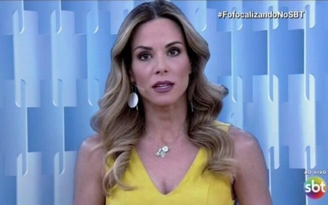 Fofocalizando faz brincadeira com Ana Furtado