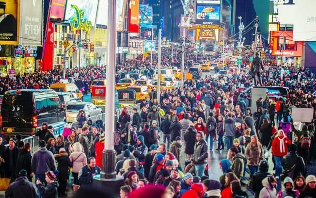 Para fazer uma viagem para Nova York no final do ano é preciso planejamento, pois é um destino disputado