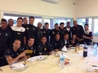 Jogadores do Galo se reúnem na Argentina para acompanhar semifinal da Copa do Mundo