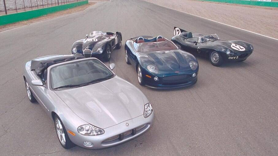 Jaguar XKR Silverstone: esportivo inglês é uma série limitada que faz homenagem ao mais popular circuito inglês