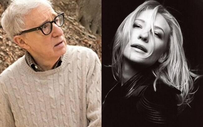 Cate Blanchett quebra silêncio e fala sobre polêmica com Woody Allen