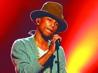 Dos estúdio aos palcos. Pharrell comprova todo o seu potencial artístico no primeiro trabalho solo