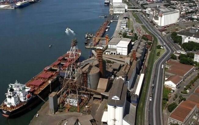 Porto de Santos passa por reestruturação planejada pelo Ministério da Infraestrutura