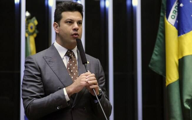 O deputado federal Leonardo Picciani (PMDB-RJ) foi nomeado ministro dos Esportes. Na Câmara, ele votou contra a abertura do processo de impeachment de Dilma Rouseff. Foto: Alex Ferreira/Agência Câmara