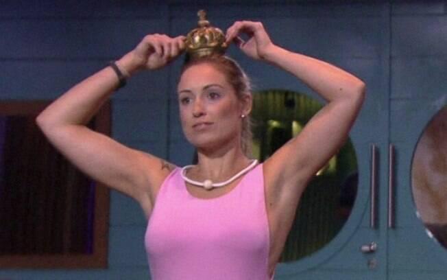 Jéssica, do 'BBB 18', e sua frase 'Levanta a cabeça, princesa, senão a coroa cai' viram meme