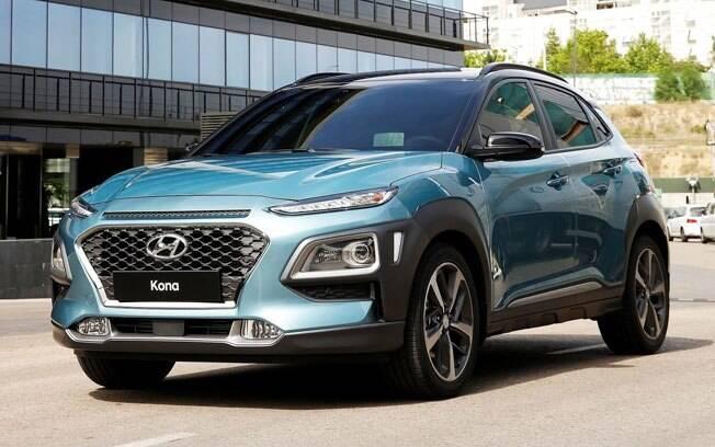 Mal foi anunciado e o Hyundai Kona já tem passaporte para a Argentina, com motor 1.0 turbo de 120 cv