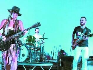 Versátil. Bex Marshall viaja pelo mundo e se apresenta com músicos dos locais por onde passa