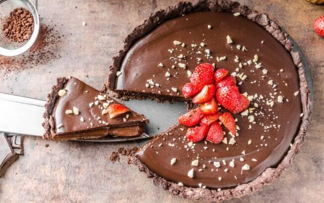 Sobremesas com chocolate para fazer em até 30 minutos