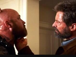 A violência surge crua e constante em Logan e isso faz todo o sentido no curso do filme