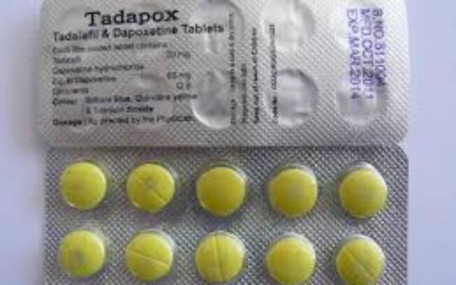 Remédio tem na composição elementos que prometem o combate à disfunção erétil