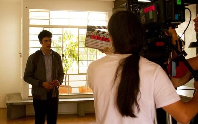 Mateus Solano em vídeo exclusivo sobre seu novo filme