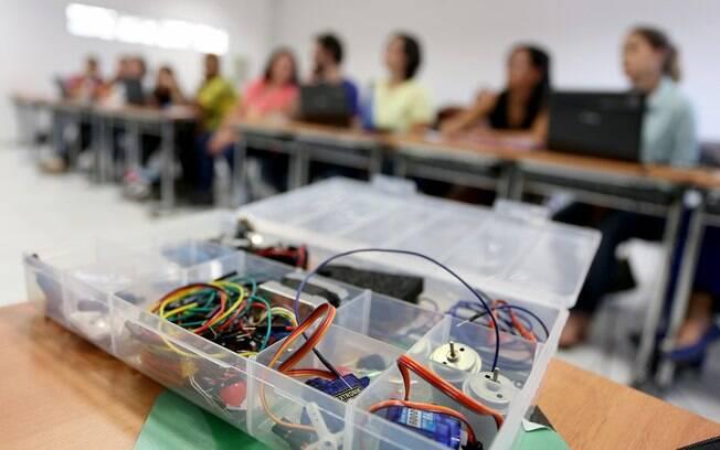 Alunos da rede pública de Taubaté se destacaram em competição de robótica